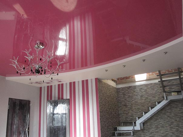 Натяжные потолки для квартиры
