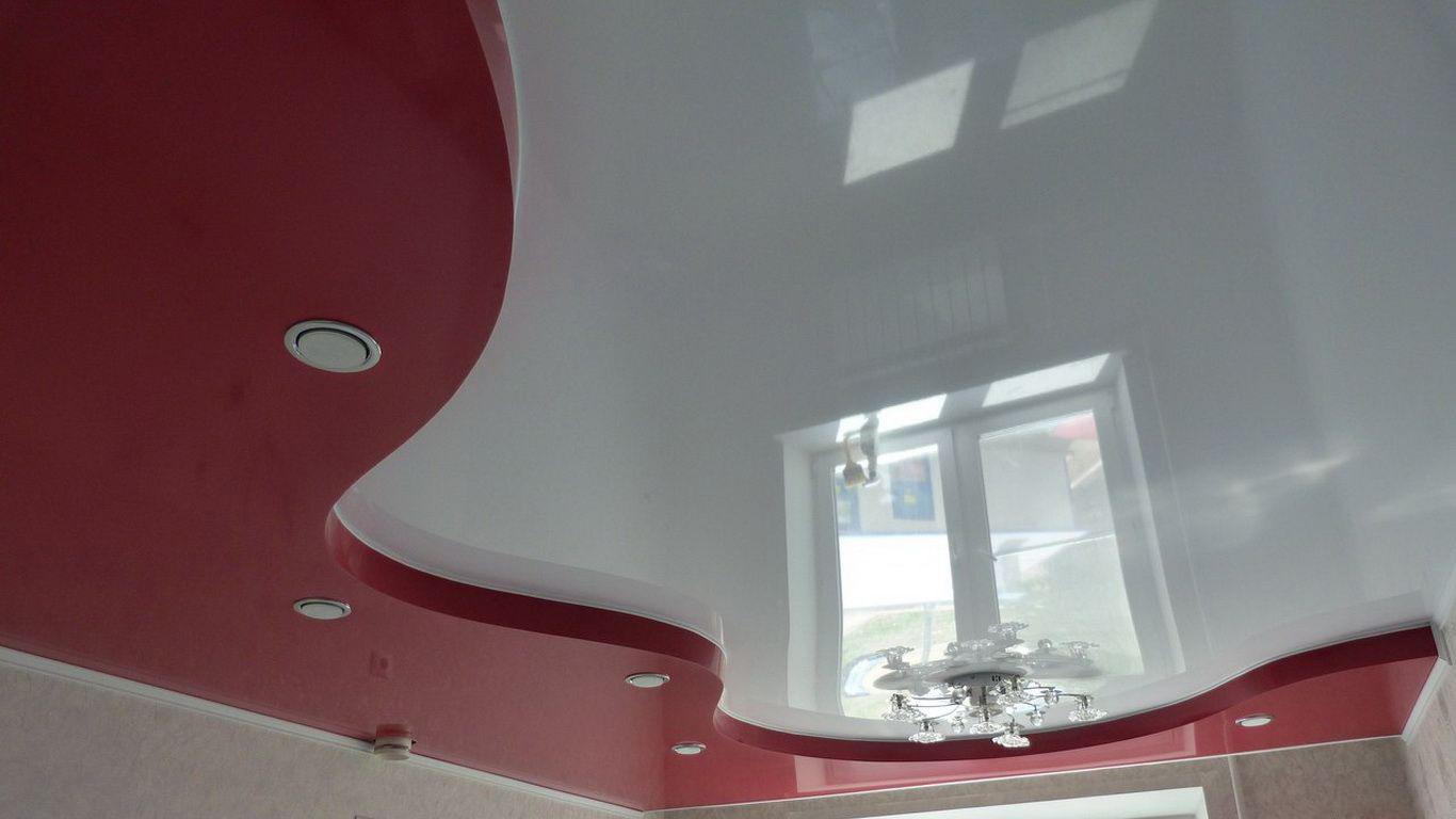 Натяжные потолки и Ваш дизайн
