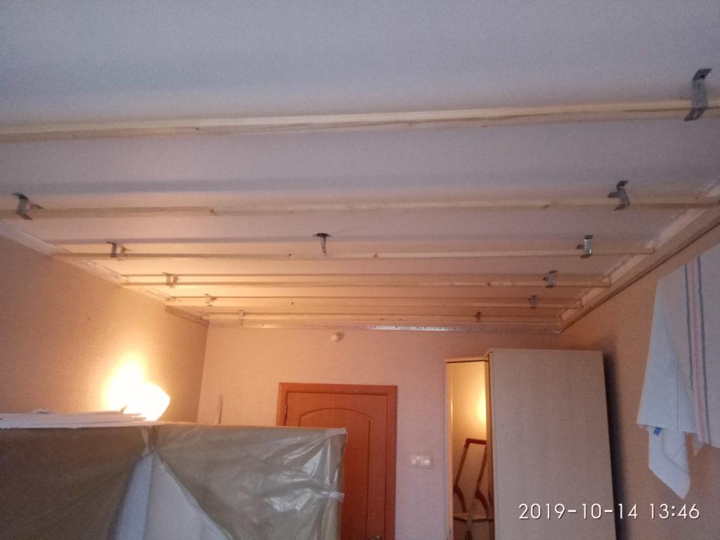Шумоизоляция в квартире «Standart».